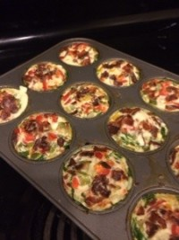 GIVEAWAY! 1 Free Month of Unlimited Boot Camp + Make-Ahead Bacon and Egg Muffins