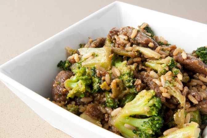 Healthier Beef With Broccoli + Why I Haven't Blogged in 3 Months (HUGE NEWS)